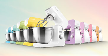 Pastels Collection Stand Mixers